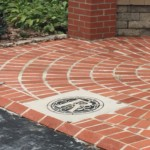 The Refectory Brick Paver Patio