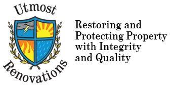 Utmost Renovations Logo