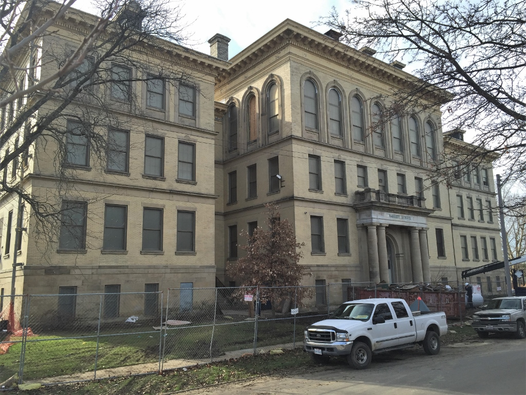 Barrett School Rehab