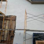 Water Damaged Stucco Repair