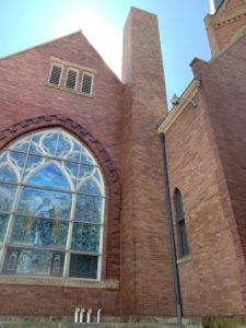 Circleville Presbyterian Church Before