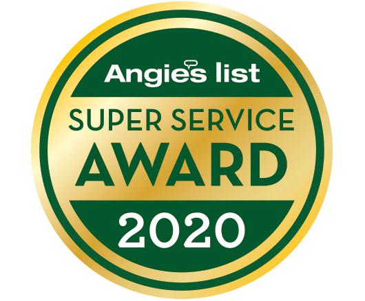 Utmost Renovations Super Service Award